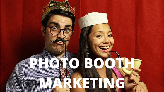 photo booth email marketing