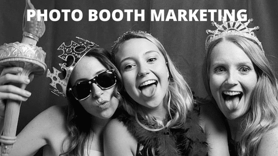 marketing for photobooth